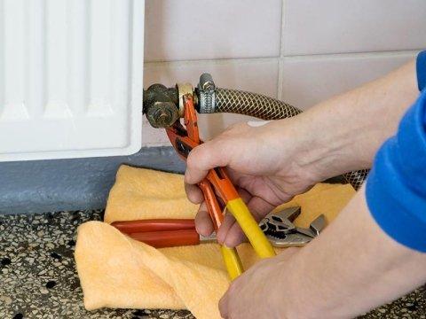 riparazione impianto idraulico