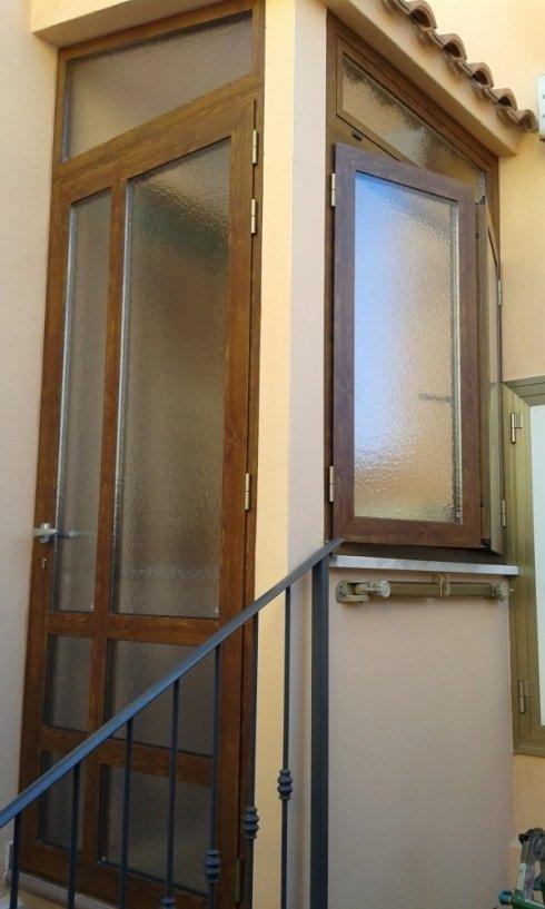 Grate per finestre civitavecchia roma santa - Finestre in alluminio effetto legno ...