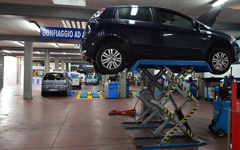 Revisioni auto a Bari