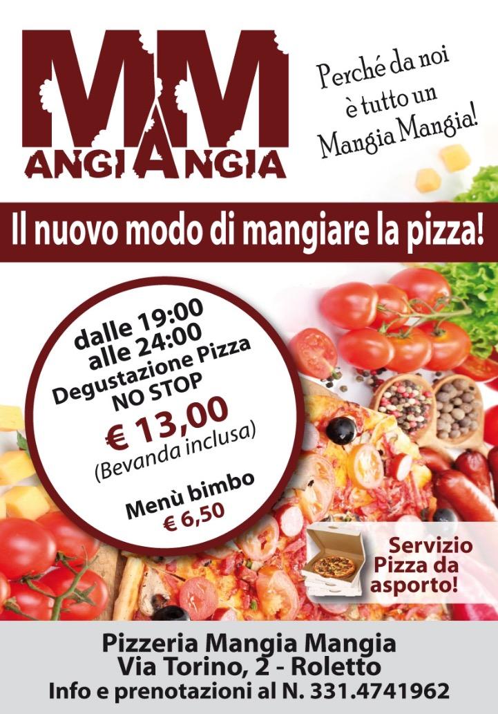 Offerte della pizzeria con i prezzi