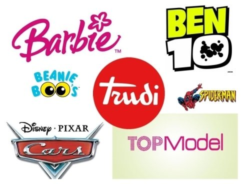 Rivenditori autorizzati Barbie Disney Trudi BenTen