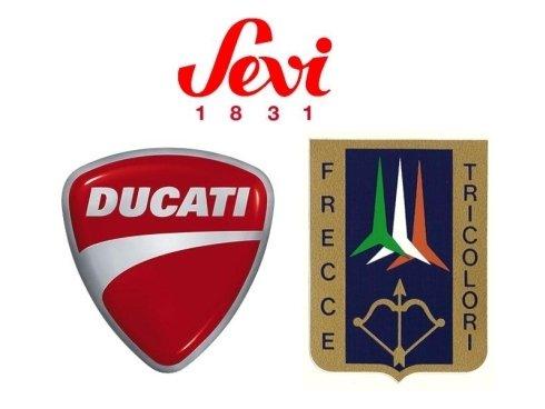 Rivenditori Ducati Sevi e Frecce Tricolori