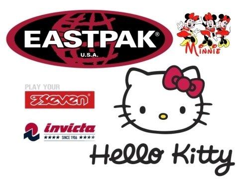 Rivenditori ufficiali Seven Invicta Eastpak Hello Kitty