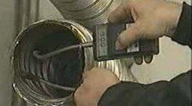 verifica e sistemazione canne fumarie