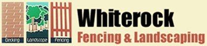 Whiterock Fencing & Landscaping logo