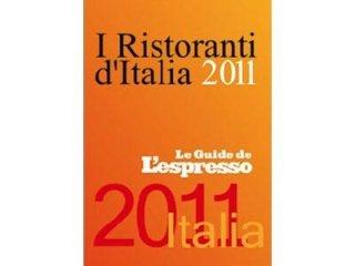 Le guide de l'Espresso 2011