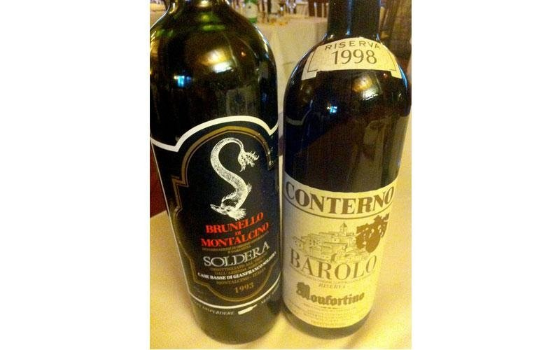 brunello e barolo