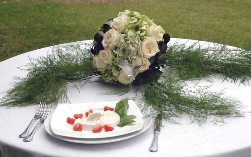 Antipasto Mozzarella e Pomodori