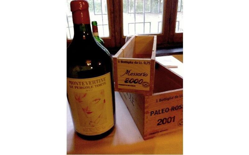 vino messorio