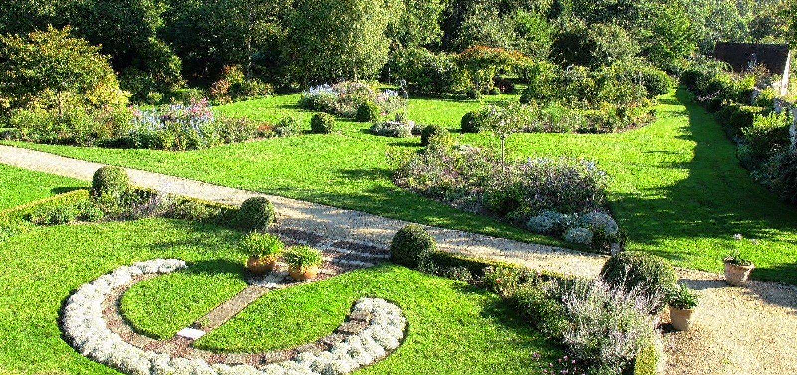 Jardins de viels maisons parc et jardins du pays du sud for Jardinetsaisons