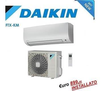 daikin condizionatore