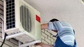 pulizia filtri climatizzatori