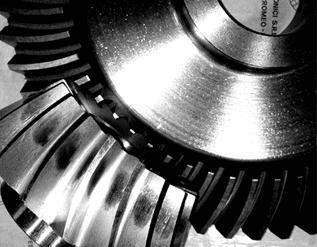 Gleason Zerol gears