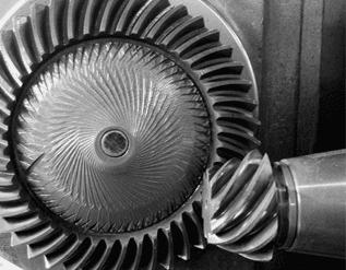 Gleason Hypoid gears