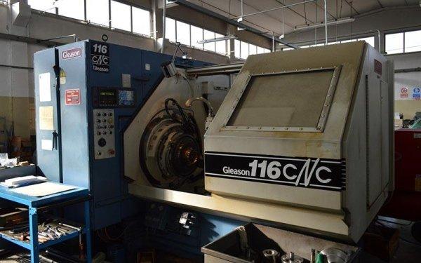 Gleason CNC