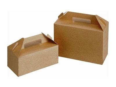 imballi in cartone per alimenti