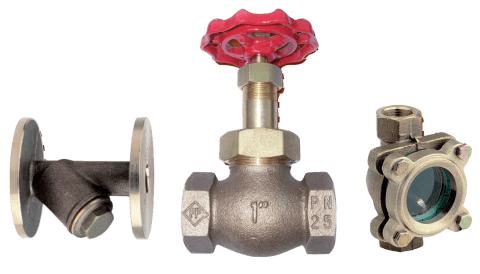 Safety valves, pressure relief valves - Rubinetterie Paracchini