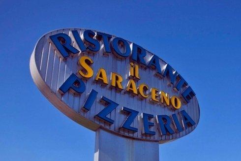 Insegna Al Saraceno