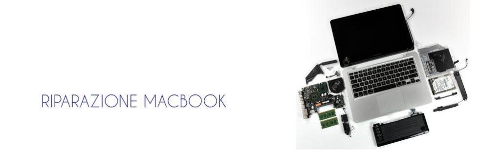 riparazione mcbook