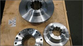 Strozzatura CNC