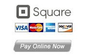 Pay online using Square - shop Square store