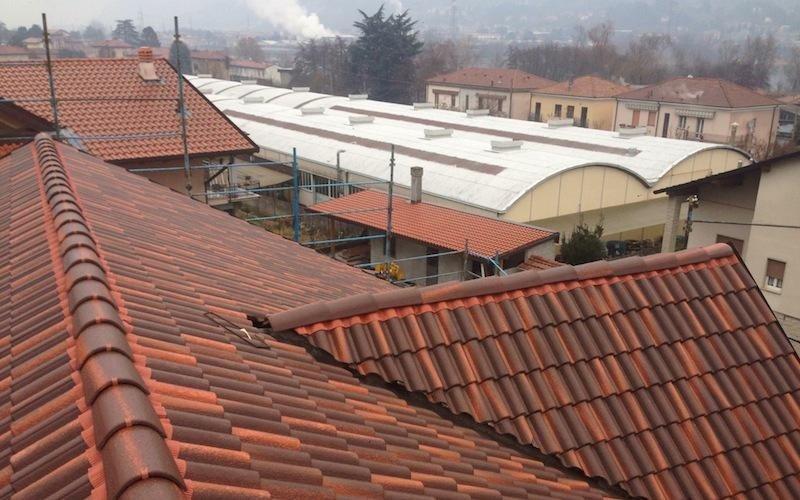 Rifacimento tetti case - Lecco