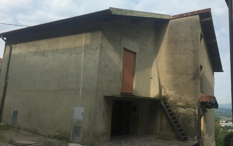 Ristrutturazione edifici civili - prima - Lecco