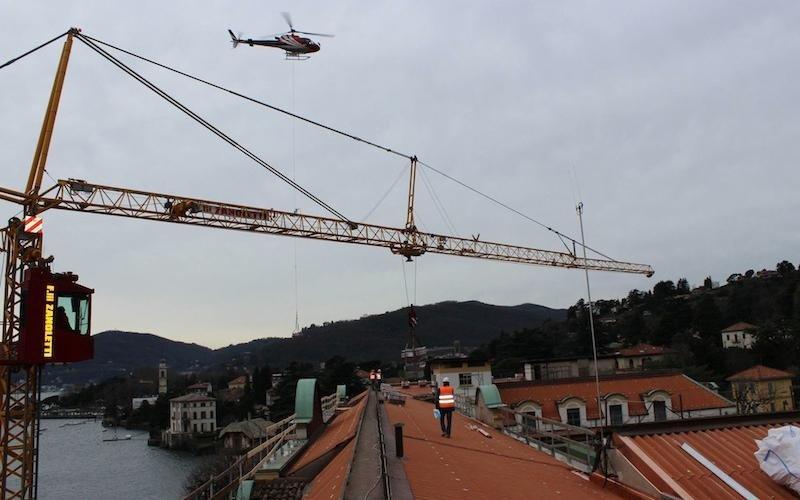 Ristrutturazione tetti - Lecco