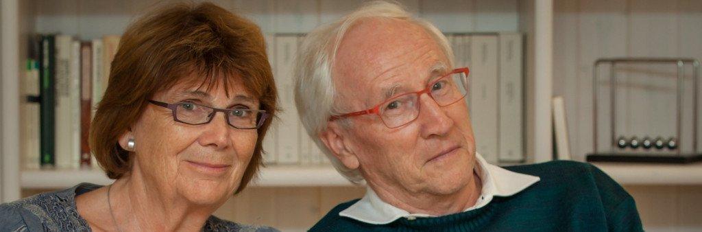 Elisabeth Gast-Gittinger und Bruno Gittinger