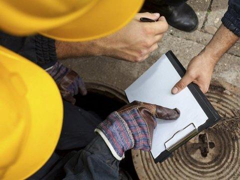 manutenzione rete fognaria