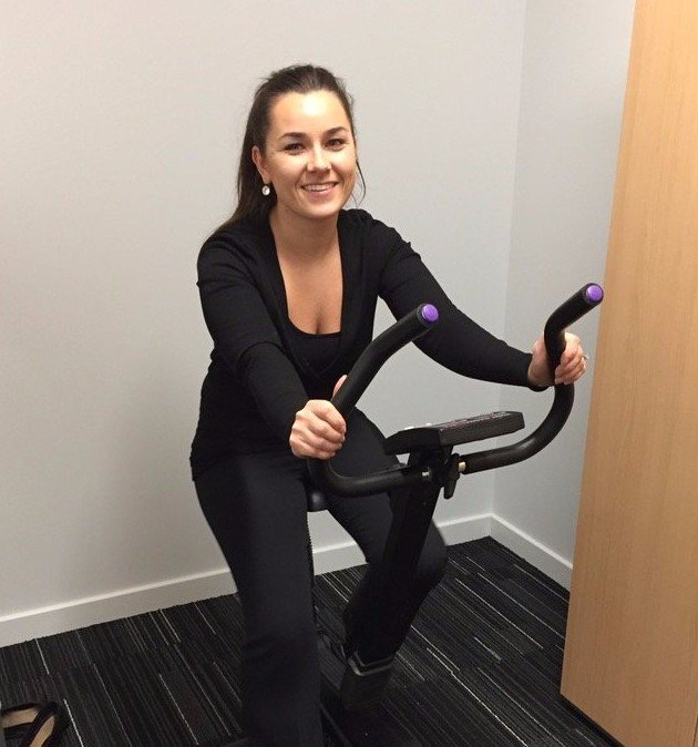 Veitchi Group charity Spin-A-Thon 2017