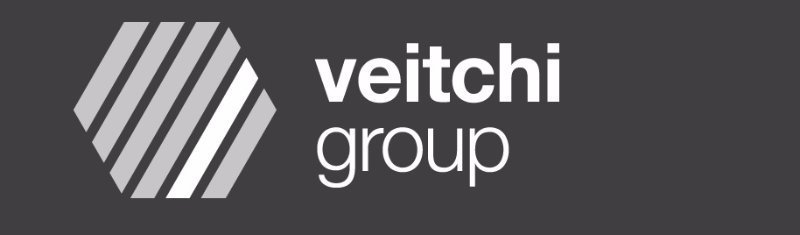 Veitchi Group grey logo
