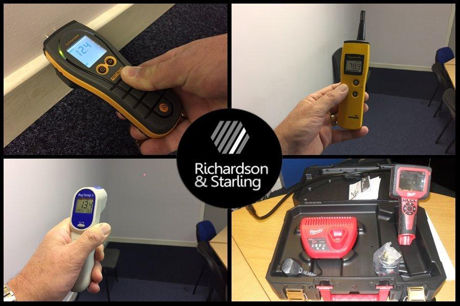 Surveyors tool set