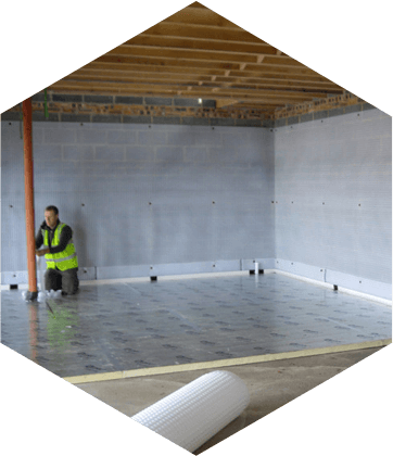 basement waterproofing membrane