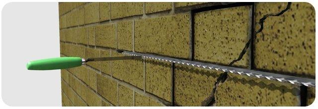 wall stiching