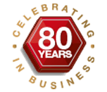 Celebrating 80 years in business