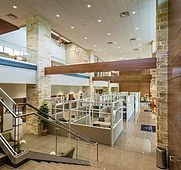 Indoor Commercial Building Structure, Oklahoma City OK