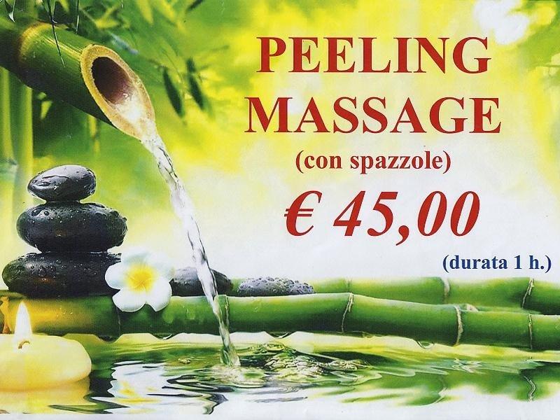 Peeling Massage