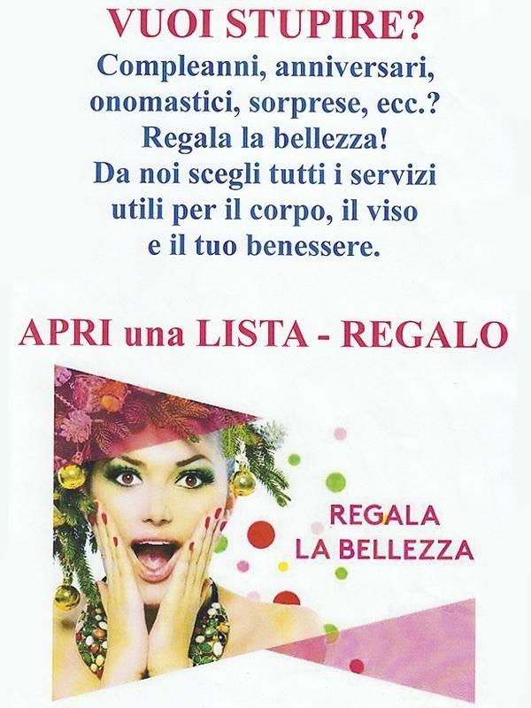 Buono regalo Estetica Donatella Silvestri