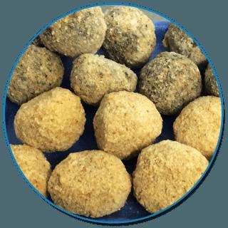 arancine di pesce