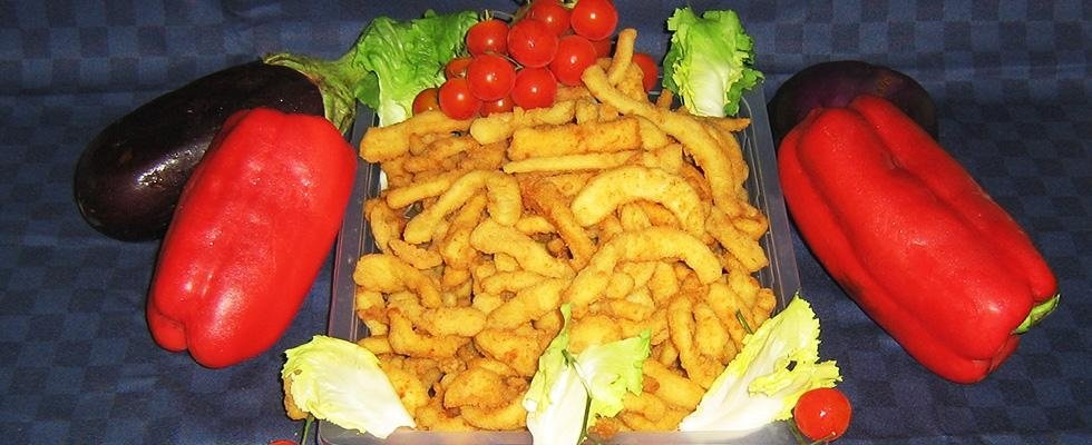 fritturina di pesce