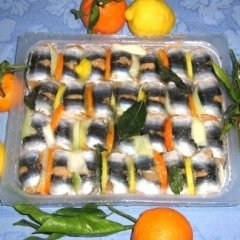 Prodotti ittici preparati