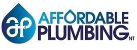 affordable plumbing logo