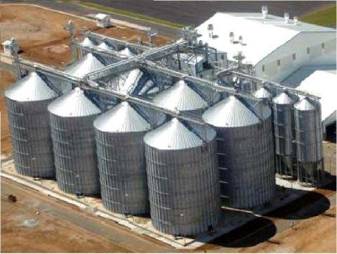 lavorazione lamiere per silos