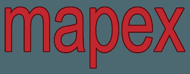 MAPEX LAVORAZIONE RESINE ESPANSE - LOGO