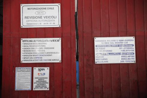 Revisione veicoli officin a autorizzata
