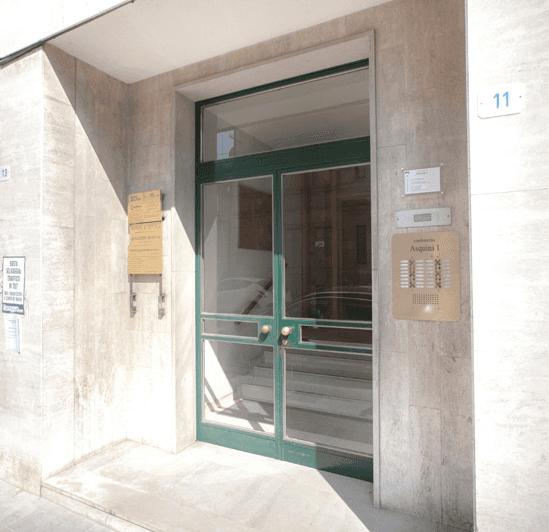 ingresso Istituto Marenco