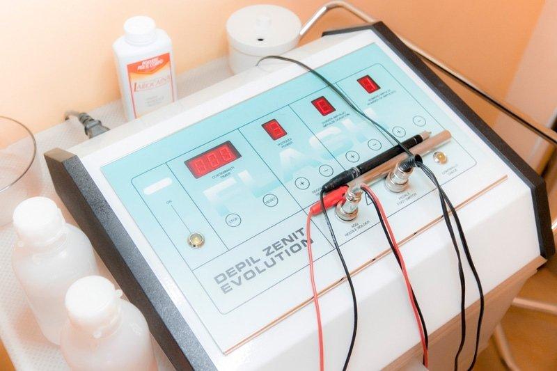 elettrodepilazione