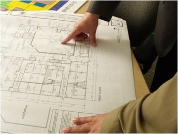 church building design phase