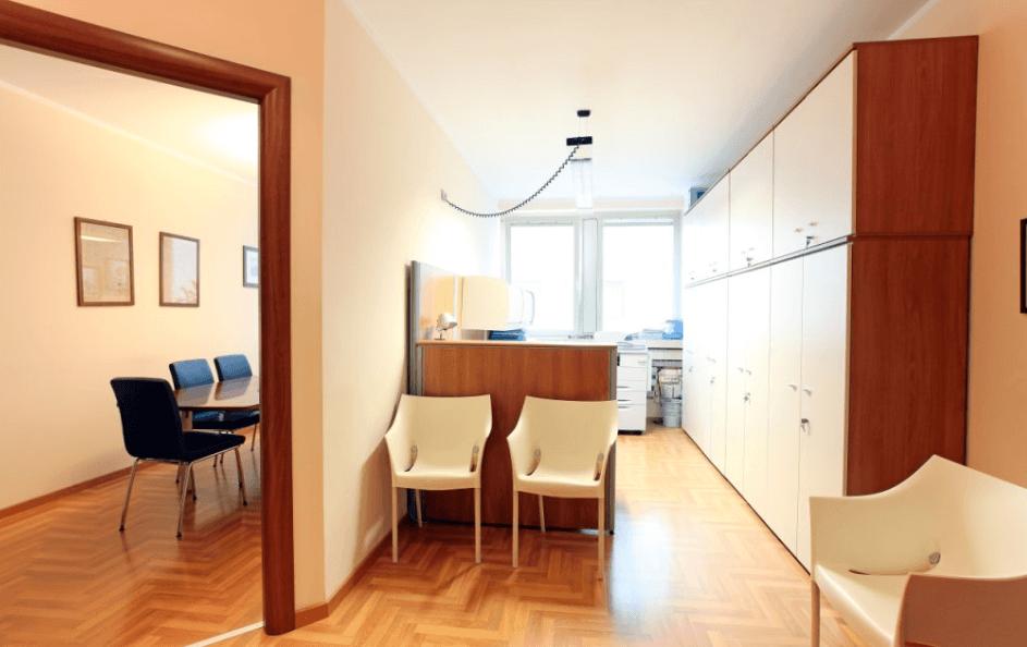 corridoio studio legale